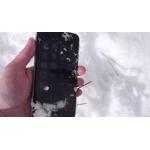 Что делать, если iPhone упал в снег?