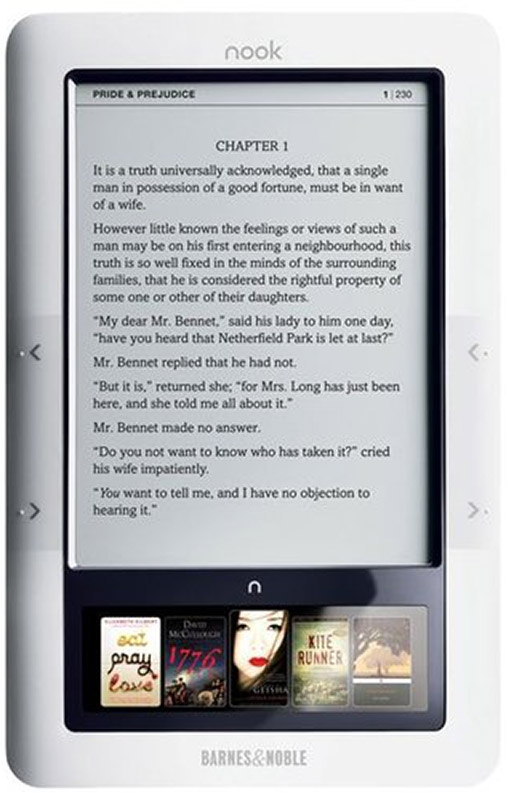 Barnes & Noble Nook 3G