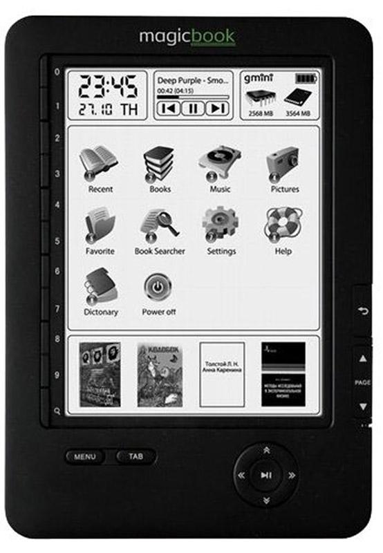 Gmini MagicBook M61SHD