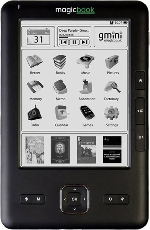 Gmini MagicBook M6FHD