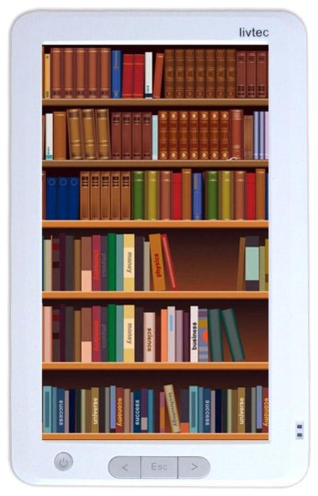 livtec LT book touch