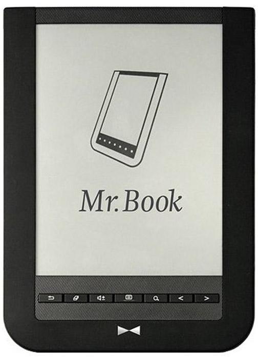 Mr.Book Smart