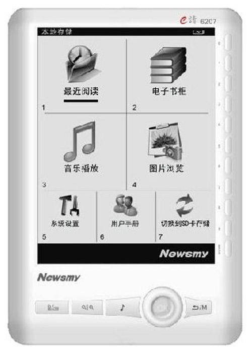 NEWSMY E-6206