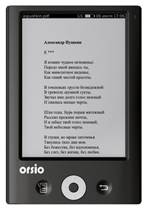 ORSiO story book