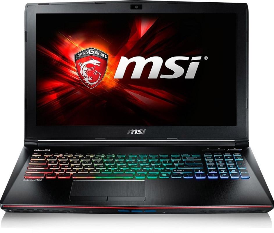 MSI GE72 7RE Apache Pro