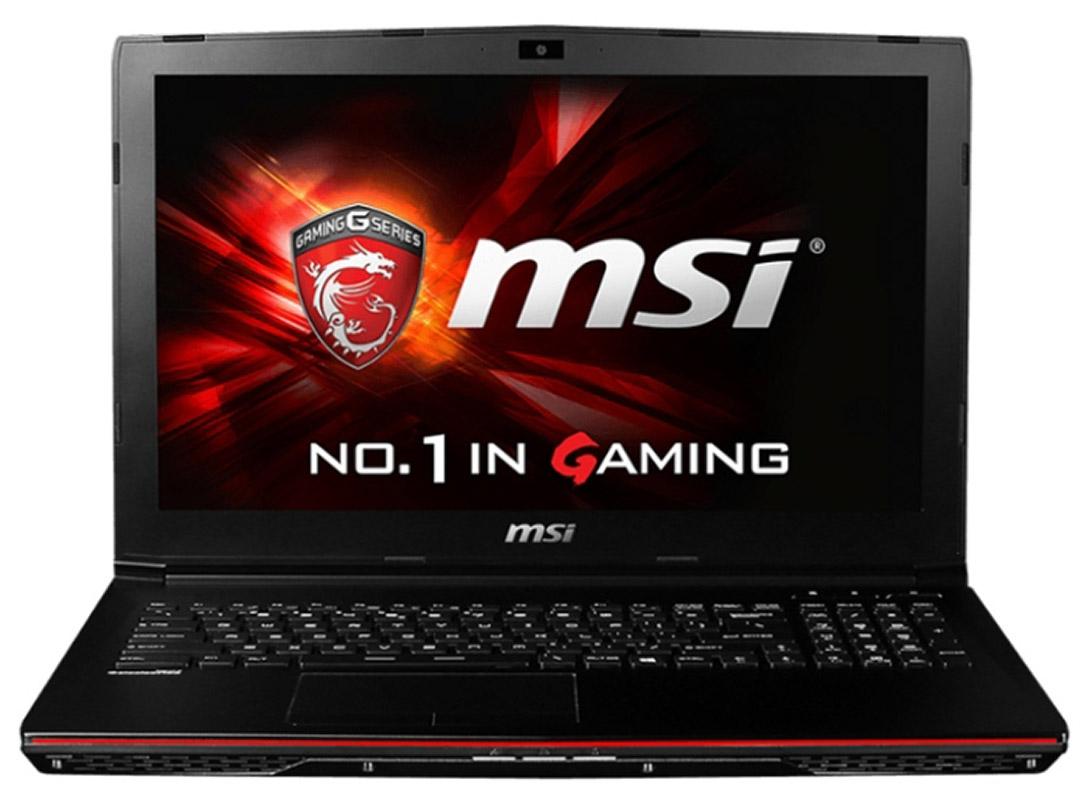 MSI GP62 2QE Leopard Pro