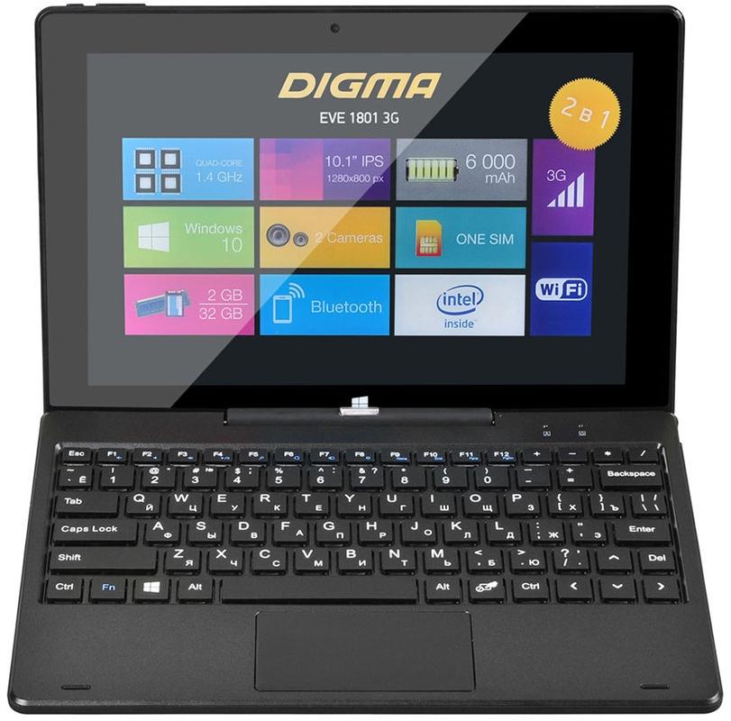 Digma EVE 1801 3G