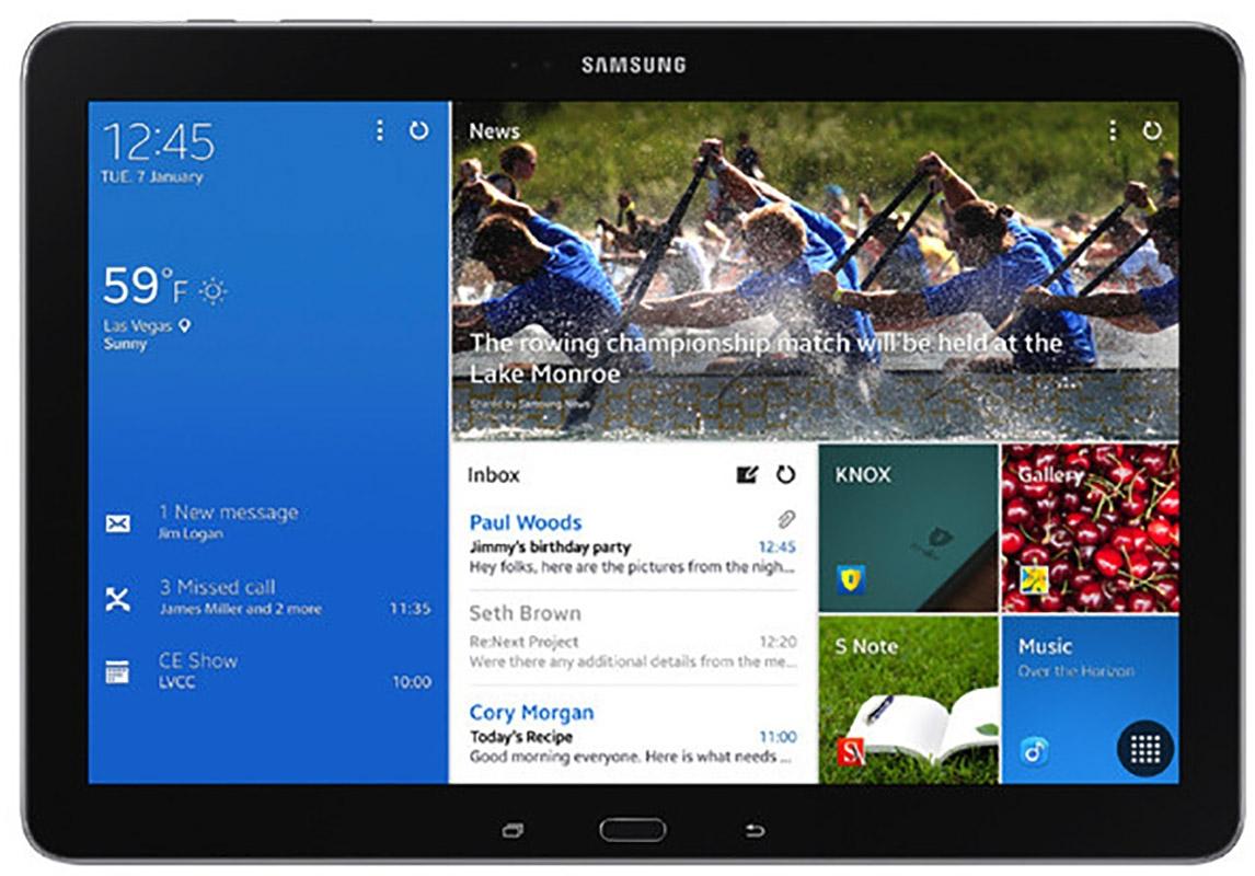 Samsung GALAXY NotePRO 12.2 LTE